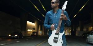 Tony MacAlpine(US), vendég: Levi Fantasy