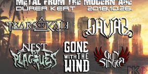 Metal from the Modern Age