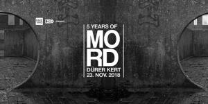 Raveyard: 5 Years of MORD
