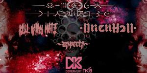 Omega Diatribe, Kill With Hate, Orient Fall, Aspects