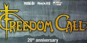 Freedom Call 20th Anniversary