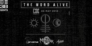 A38 Presents: The Word Alive, Of Virtue + guests