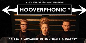 Hooverphonic (BE) - Akvárium Klub