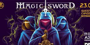 A38 Presents: Magic Sword, Christine, Bonggita