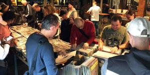 Record and CD fair in July