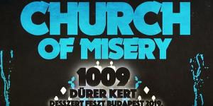 Church Of Misery (JP) - Desszert Fest Budapest IV.