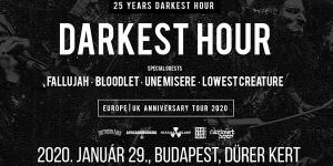 Darkest Hour: 25th Anniversary Tour