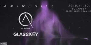 FAMINEHILL - Ascend, All But One, Glasskey