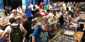 Record and CD fair in February