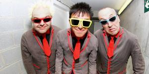 The Toy Dolls (UK) ≣ 40th Anniversary Tour