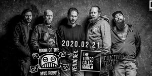 Mad Robots | The Tumor Called Marla, Marcello's Mystical Mind