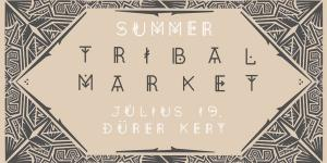 Summer Tribal Market 2020