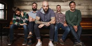 August Burns Red, Bury Tomorrow, Miss May I, Thornhill