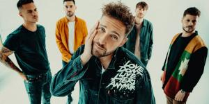 You Me At Six (UK) - A38