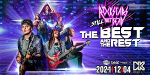 Rockstars Not Dead - The Best & The Rest Of The '80s