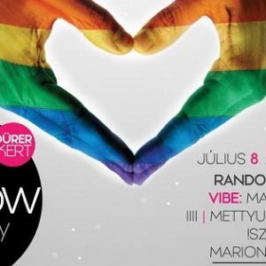 Rainbow Party 2017 - 22nd Budapest Pride Official Closing Party