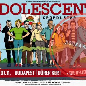 Adolescents (usa) & The Hellfreaks