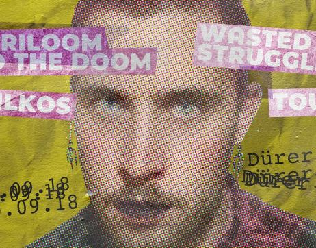 Touch x Wasted Struggle x Berriloom and the Doom x Gyilkos
