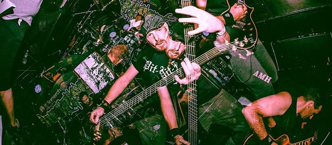 Internal Bleeding (USA), Fleshgore (UA), Sacrificial Slaughter (USA), Voices of Ruin (USA)