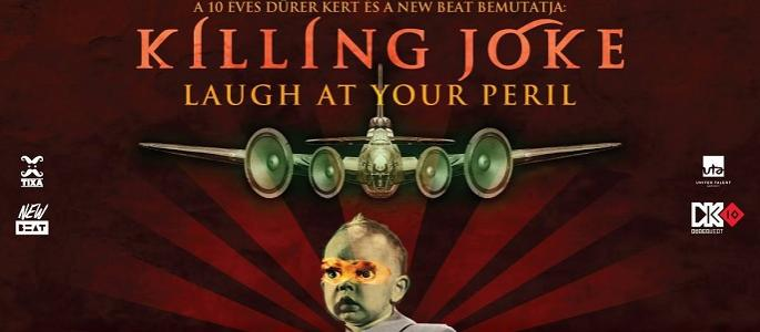 Killing Joke (UK) - 40th Anniversary World Tour