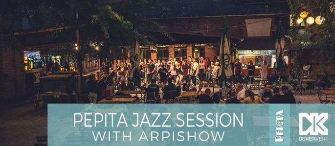 Pepita Jazz Session with Arpishow