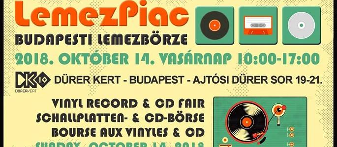 Record and CD fair in October