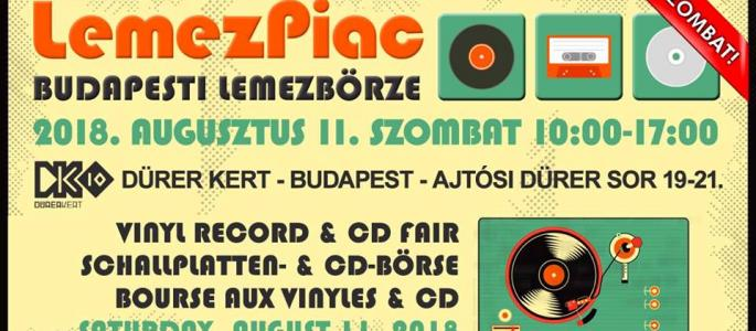 Record and CD fair in August