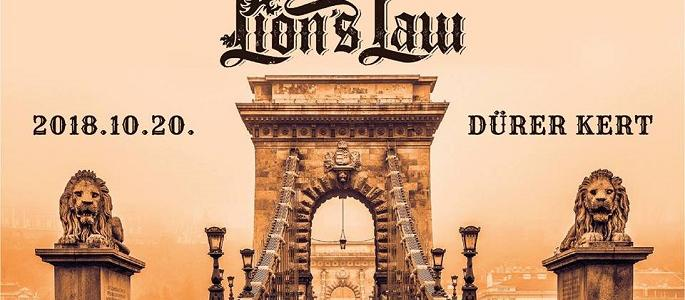 Lion's Law + Support