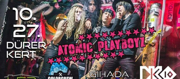 Atomic Playboyz X Robi & the HallucinatorZ