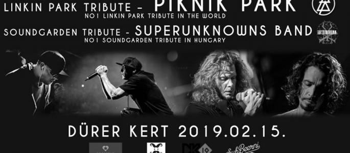 Linkin Park & Soundgarden Tribute