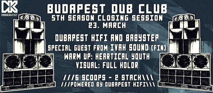 Budapest Dub Club - 5th Season Closing Session