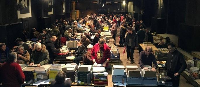 Record and CD fair in June