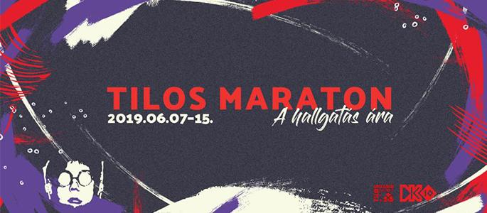 Tilos Maraton 2019 - Family and childrens day