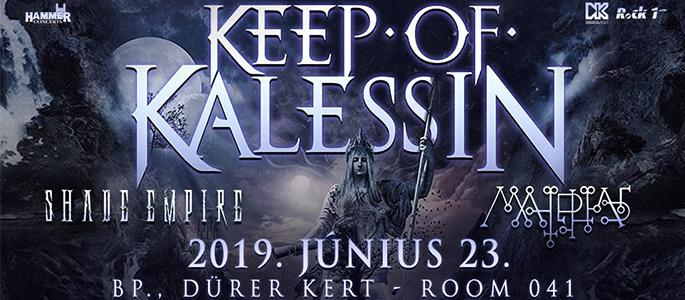 Keep Of Kalessin (NO), Shade Empire, Malphas
