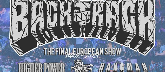 Backtrack (US) - The Final European Show