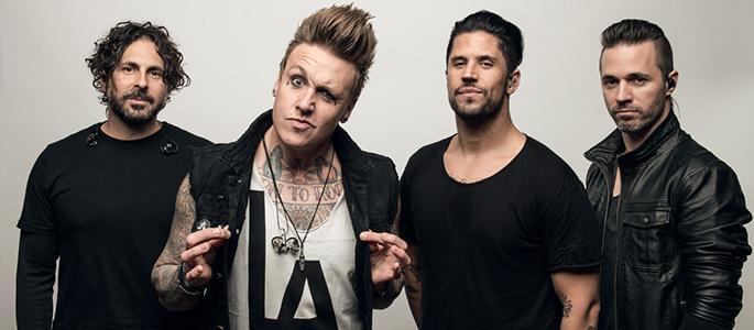 Papa Roach, Hollywood Undead, Ice Nine Kills - Budapest SportAréna