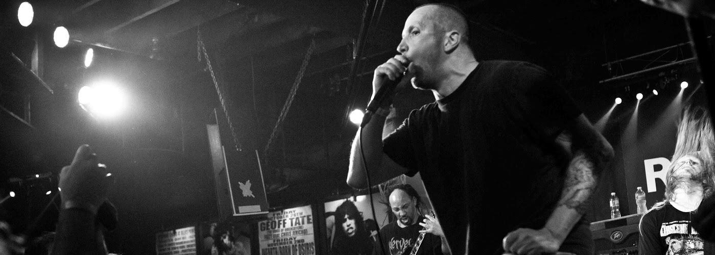 Suffocation (USA), Fit For An Autopsy (USA), Kill With Hate, Nadir