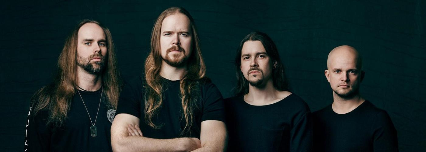 Sold out! - Insomnium (FIN), Tribulation (SWE)