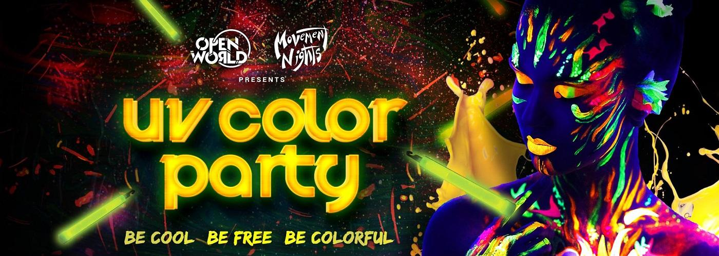 UV Color Party