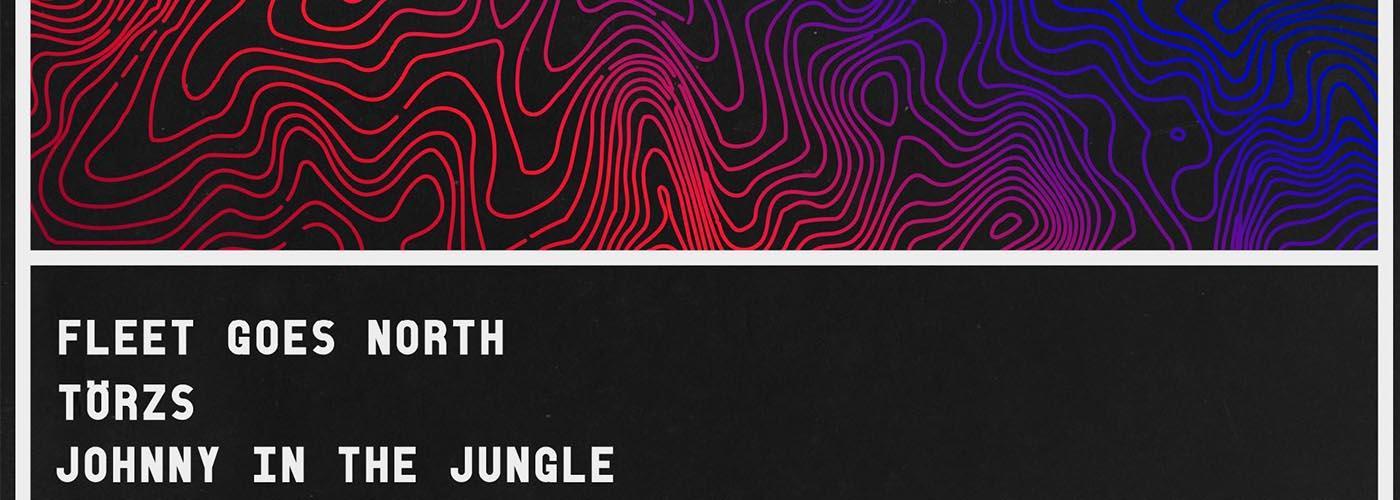 Törzs, Fleet goes North, Johnny in the Jungle