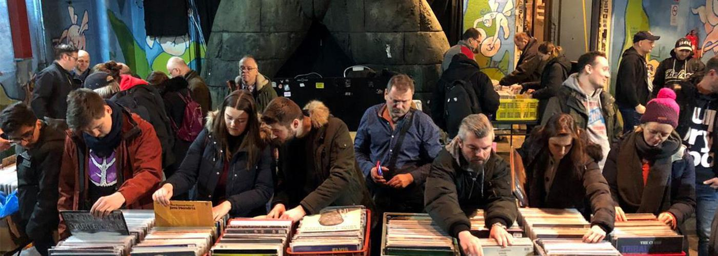 Record and CD fair in March