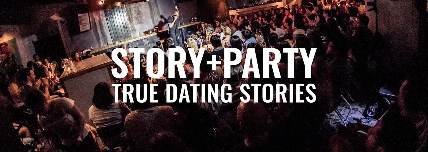 Story Party Budapest | True Dating Stories