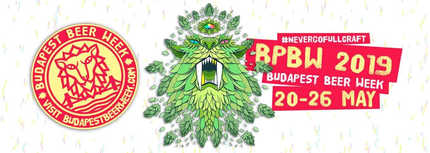 BPBW 2019   Budapest Beer Week - Tasting Sessions Day 1