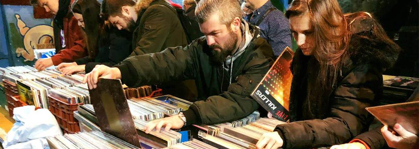 Record and CD fair in May