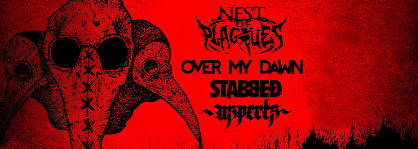 Nest of Plagues, Over My Dawn, Stabbed, aspects