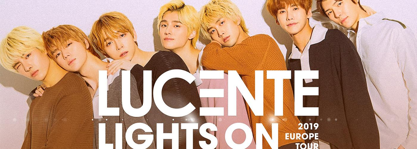Cancelled! LUCENTE: Lights On tour