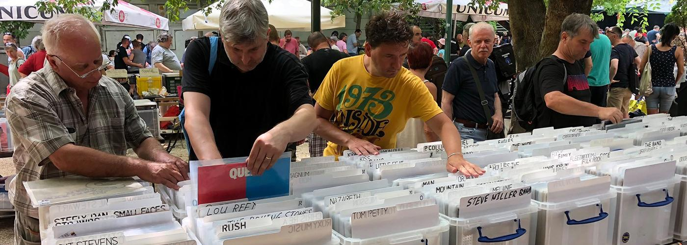 Record and CD fair in September