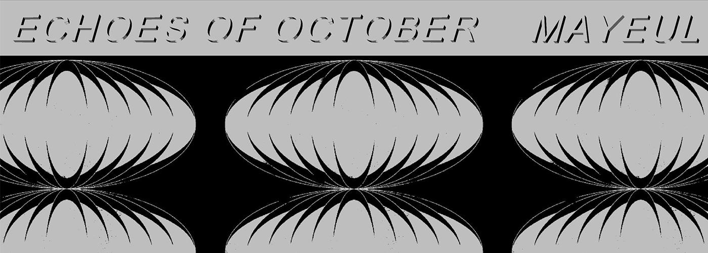 Echoes of October - Pursuit of acid / Raveyard