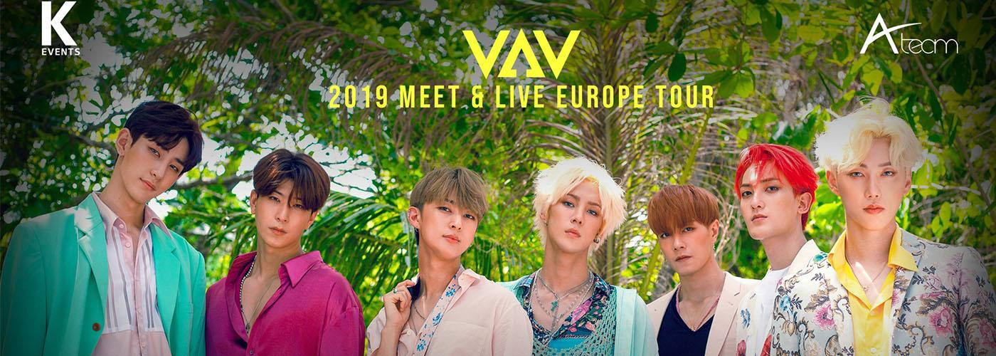 SOLD OUT! VAV meet & live