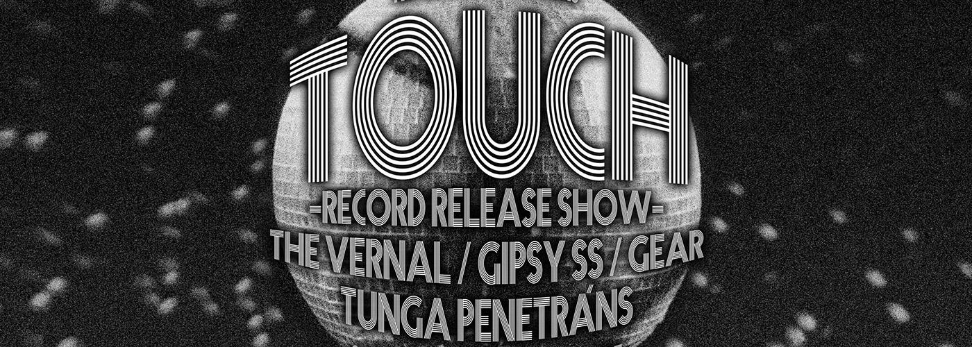 Touch - Record Release Show